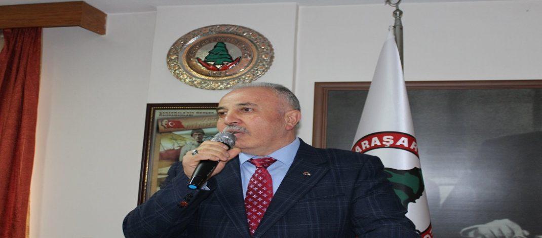 Başkan Mehmet KAYTANBIYIK'dan 8 Mart Dünya Kadınlar Günü Mesajı